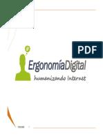 Ergonomia digital