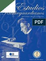 Estudios Kierkegaardianos Revista de Filosofia n4