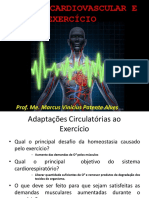 Sistema Cardiovascular e Exercício