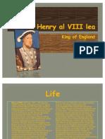 Henry Al 8 Lea