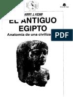 El Antiguo Egipto-Kemp Intro y Cap1