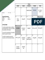 unit 5 part a calendar