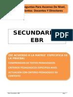 Banco de Ebr Secundaria 2014 Final