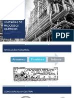 Operacoes Unitarias de Processos Quimicos - Aula 01