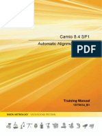 YDT0054_B1 Camio 8.4 SP1 Automatic Alignment Without CAD