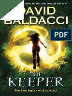 The Keeper (Vega Jane, Book 2) Excerpt