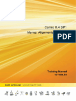 YDT0056_B1 Camio 8.4 SP1 Manual Alignments With CAD