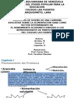 Presentación de la tesis alimentación sana .pptx
