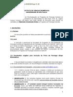 USP_Maestría en Fisiología Humana_Aplicación y Selección