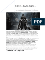 SotDL - Bloodborne
