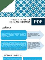 U1 - Logística y Programación Dinámica