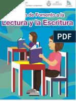 Estrategia de Fomento a La Lectura y La Escritura