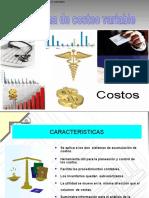 Presentacion de Costos