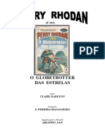 P-101 - O Globetrotter Das Estrelas - Clark Darlton