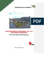 PDC Huanipaca Actualizado