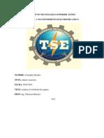 análisis de fiabilidad en equipos
