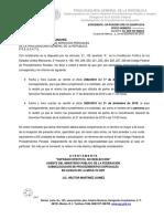 Solicitud Al Ifrem de Expedicion Del Certificado de Inscripicion