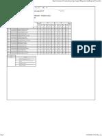 Reporte Consolidado de Evaluaciones Por Área