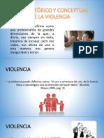 La Construcción Social de La Violencia