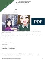 SUP – Capítulo 77 – Traducciones Daeldaus