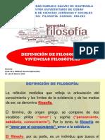 Definción de filosofía y vivencias filosóficas.pptx