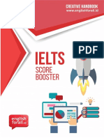 IELTS Handbook Week 2 Speaking
