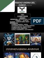 Diapositivas de Cosmovision Andina