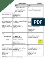 january calendary 18-19 ap stats pdf