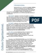 Proceso Administrativo - Material Responsabilidad Social y Cultura Organizacional