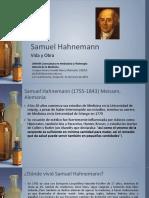 Samuel Hahnemann Imelda Nancy Cacique
