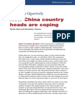 What Might Happen in China in 2016