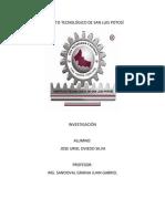 Clasificación de Los Plásticos Termoplasticos y Termoestales