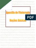 Apostila de Fitoterapia Noções Básicas