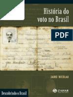 Jairo Nicolau-História do Voto no Brasil-Zahar (2014).epub