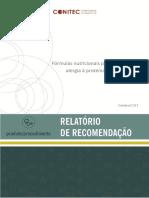 Relatorio Formulasnutricionais APLV 63 2017 CP
