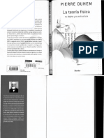 Duhem, Pierre - La Teoría Física, su objeto y su estructura.pdf