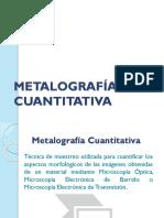 metalografia cuantitativa