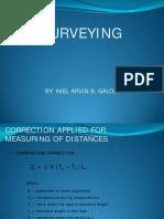 Surveying Formula