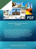 Agencias de Viajes (Operadoras Del Turismo)