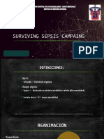 Sepsis Surviving Campain