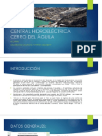 Central Hidroeléctrica Cerro Del Águila