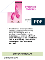 systemic therapy for breast ca.pptx