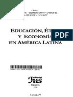 Educacón, Etica y Economía.pdf