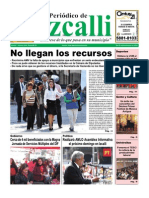 Periódico de Izcalli, Ed. 619, octubre 2010