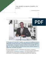 Nuevas normas para atender en materia contable y de aseguramiento en 2019.docx