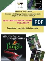 INDUSTRIALIZACION DE BEBIDAS EXOTICAS DE LA SELVA PERUANA TECNOLOGIA
