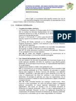 2. Marco Legal e Institucional YA