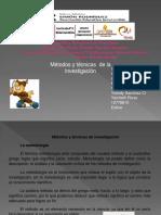 Metodos y Tecnicas de La Investigacion PDF