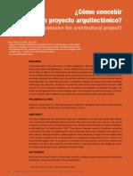Como Concebir Un Proyecto Arquitectonico.pdf