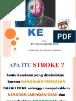 STROKE Senam HT 7 Oktober 16